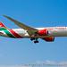 Kenya Airways, 5Y-KZD