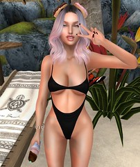 photo/blogs (Sabrina Rexie) Tags: secondlife letre doux summer catwa catya queens versov nani
