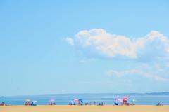 Beach Life (JMS2) Tags: beach scenic summer outdoor water fun leisure orchardbeach nyc bronx