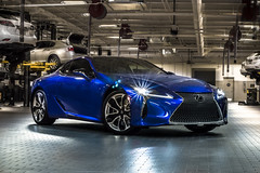 Black Panther Limited Lexus LC500 (JonathanEme) Tags: lexus black panther blackpanther limited lc500 l nikon d3200 pleasanton california ca car race racing racecar blue 1100 layer fancy luxury hendrick