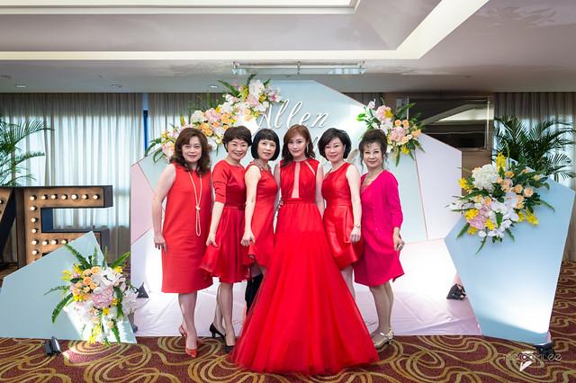Allen&Alice-台南大億麗緻宴客-婚禮記錄-52