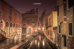 Venezia_1680 (ivan.sgualdini) Tags: italy night seaitaliano boat bridge canal canon city dusk exposure gondola grande italia lights long venezia venice water veneto it