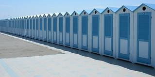 Albenga Beach Huts