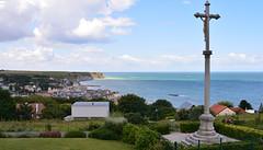 Arromanches, Normandy (M McBey) Tags: arromanches dday landings invasion normandy france ww2 mulberry harbour