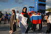 Algerian girl for Morocco (maxilla-k) Tags: soccer moscow москва футбол девушка иностранцы