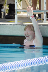 SONC SummerGames18 Tony Contini Photography_1156 (Special Olympics Northern California) Tags: 2018 summergames swimming swimmer athlete femaleathlete happy wave water specialolympics