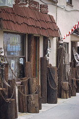 Ye Olde Plank Inn (John M Poltrack) Tags: bar california imaging imperialbeach places scannedmedia technology unitedstates us