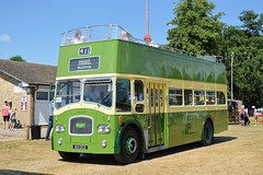 410 410DCD (PD3.) Tags: leyland titan pd3 410dcd 410 dcd open top topper topless southdown bus buses psv pcv hampshire hants england uk alton anstey park mid railway watercressline water cress line preserved vintage 15 07 2018 july rally running day