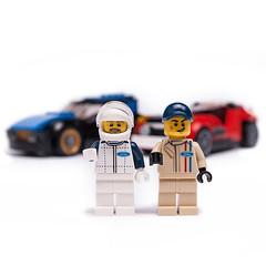 75881 moc drivers (KEEP_ON_BRICKING) Tags: lego speed champions 75881 moc mod car vehicle driver minifigure ford keeponbricking 2018