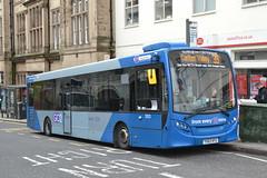 Nottingham City Transport 393 YX63KFG (Will Swain) Tags: nottingham 6th april 2018 nottinghamshire city centre bus buses transport travel uk britain vehicle vehicles county country england english williamsdigitalcamerapics100 393 yx63kfg