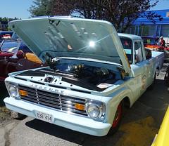 1963 Mercury M100  pickup truck (D70) Tags: kmstools 23rdannual charityshowshinecoquitlam britishcolumbia canada 1963 mercury m100 pickup truck sony dscrx100m5 ƒ56 88mm 1640 125