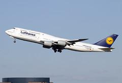 D-ABYK (JBoulin94) Tags: dabyk lufthansa boeing 7478 washington dulles international airport iad kiad usa virginia john boulin