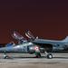 Armee de l'Air Alpha Jet at Northolt