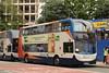 SM 19165 @ Aytoun Street, Manchester (ianjpoole) Tags: stagecoach manchester alexander dennis enviro 400 mx07hng 19165 working parklife shuttle service from aytoun street heaton park