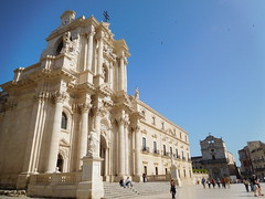 Cathedral of Syracuse (SixthIllusion) Tags: italy italia siracusa sicilia sicily ortigia travel travelling architecture archaeology baroque