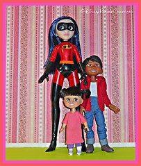 Pixar Child Play (DisneyBarbieCollector) Tags: disney pixar coco the incredibles monsters inc violet parr miguel boo dolls toys collectibles