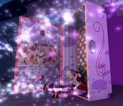 doll2 (BellaParx) Tags: secondlife laq backdropcity kawaii doll cocodoll