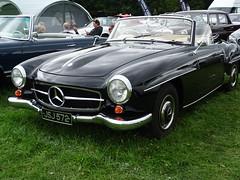 1957 Mercedes Benz 190 SL Roadster (Neil's classics) Tags: vehicle car 1957 mercedes benz 190sl