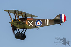 Sopwith Camal D1851 (Newdawn images) Tags: sopwithcamald1851 sopwithcamal sopwith camal d1851 gbzsc aviation aircraft airplane aeroplane airshow airdisplay plane biplane wwi shuttleworthcollection shuttleworth oldwarden canoneos5dmarkiii canonef500mmf4lisusm