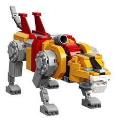 21311 Voltron Yellow