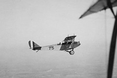 Airborne Flying Jenny (Curtiss JN-4) (recklessflying) Tags: ww1 history aviation air plane biplane wwi aircraft jenny curtiss jn4 airplane sky 1910s