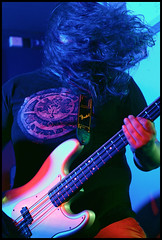 Leafy @ Vaktbua (P. B. Photography) Tags: leafy stoner rock punk metal concert tattoo drone vaktbua norge norway kristiansand