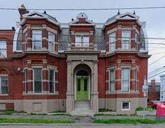 Troop House (rickmacewen) Tags: heritagearchitecture architecture saintjohn newbrunswick building canada