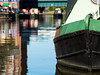 Barges (Andy Sut) Tags: nottingham uk england citycentre urban barges canal water reflection