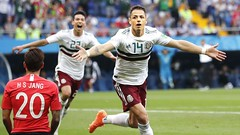 Javier Hernandez has Mexico 'imagining amazing things' at this World Cup (Hsnews.us) Tags: amazing cup hernandez imagining javier mexico world