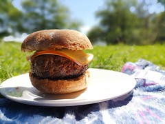 IMG_20180703_101120_988 (K1R57Y) Tags: bbq newforest beef cheese picnic summer summertime june redonion smokedcheese germancheese bun burger homemade hot huawei huaweip20 aperture ashurst tasty