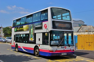 First Kernow 33113 LT02NVX - Newquay
