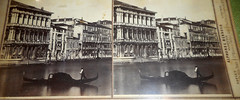 """""""Canal Grande in Venice"""" (about 1860-1864) - Naples, private collection, now at exhibition """"Alphonse Bernoud, pioneer of photography"""", up to September 25, 2018 at Carthusian monastery and museum of San Martino in Naples (Carlo Raso) Tags: canalgrande venice naples alphonsebernoud photography photo carthusianmonastery museumofsanmartino"""