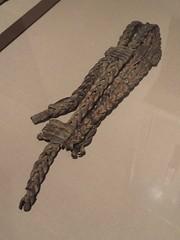 1-7 Codex and Craft at BGC (MsSusanB) Tags: woven leather belt epiphanius bard bgc bardgraduatecenter books codex codices craft ancientworld history technology
