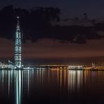 Nightscape near the gulf thumbnail