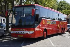 SETRA S 417 GT HD Muijs Scaldis 37 met kenteken BS-XL-76 in Bemmel 08-07-2018 (marcelwijers) Tags: setra s 417 gt hd muijs scaldis met kenteken bsxl76 bemmel 08072018 bus coach touringcar reisebus luxury dutch tourist busse buses autobus autocar nederland niederlande netherlands pays bas gelderland guelders 3essieux 37