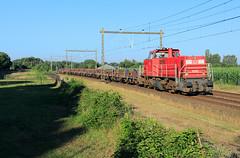 DB Cargo 6422 @ Wezep (Sicco Dierdorp) Tags: db dbc cargo serie6400 robel ovi veluwelijn hattemerbroek zwolle wezep