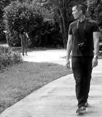 Urban photographer (LarryJay99 ) Tags: washedashore mountsbotanicalgardens palmbeachcounty litter trash refuse plastics art arts artcraft guys dudes males people man men guy dude male studly manly handsome asian stud jawline masculine manhood grunge bw profile walking photographer urbanshooter youngman arms