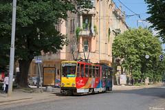 Tatra KT4D-1152, Lviv, 2018/05/20. (lg-trains) Tags: ukraine ukrainian trams tramways tatra lviv