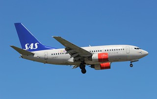 LN-RCT Boeing 737-683 SAS Scandinavian Airlines