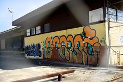 GEMINI, ? (STILSAYN) Tags: graffiti east bay area oakland california 2018