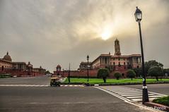 Delhi, Rashtrapati Bhavan, India (Ben Perek Photography) Tags: asia india delhi capital city culture monument ambassador car classic rashtrapati bhavan