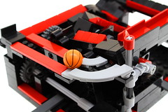LEGO GBC MiniLoop 21 (Josh DaVid LEGO Creations) Tags: legogbc lego great ball contraption creation moc mochub joshdavid josh david kinetic sculpture video awesome youtube