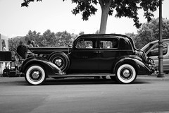 Packard Six 115-C (Miguel Angel Prieto Ciudad) Tags: car coche cars classic classiccar packard auto automobile automotive mirrorless motor monochrome usa sony sonyalpha sonyalphadslr alpha3000