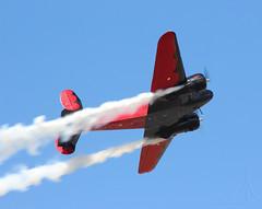 Beech AT-7 Navigator (rbeechy) Tags: beech at7 t7 navigator c18s 4256764 n9109r magicbymoonlight mattyounkin titusville propeller pistonengine radialengine