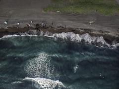 Shekvetili Beach (Misha Omiadze) Tags: georgia shekvetili coast beach dji djispark spark drone dronegraphy love colors sea sand