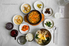 Bibimbap - 비빔밥 (Francois Saikaly Jr) Tags: korean food south korea famous photography fresh health healthy