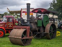 Old Warden (Ben Matthews1992) Tags: bedfordshire old warden steam rally show park vintage historic preserved preservation vehicle transport haulage 2017 1910 aveling porter bsd roller 6970 ya893
