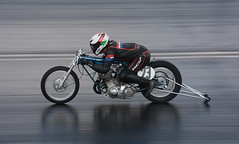 Vincent_1317 (Fast an' Bulbous) Tags: drag race bike motorcycle fast speed power acceleration motorsport