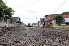 Trabajos de mejoramiento vial urbano en Chone (GadChoneEC) Tags: trabajo mejoramiento vial urbano chone cronograma actividades materialpetreo ciudadela eugenioespejo
