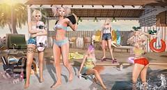 La Habana Skate Party (Duchess Flux) Tags: cosmeticfair theposefair theseasonstory collabor88 crystalheart epiphany kustom9 equal10 theliaisoncollaborative gachaland blueberry tram lelutka deetalez white~widow lepoppycock cynful moon genus glamaffair stardust exile catwa tentacio gizseorn wasabi crate serenitystyle brocante lagom alsoknownas beedesigns kokoropeachu secondlife skateboard beach summer sl